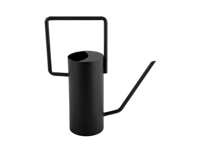 Poser Watering Can Black