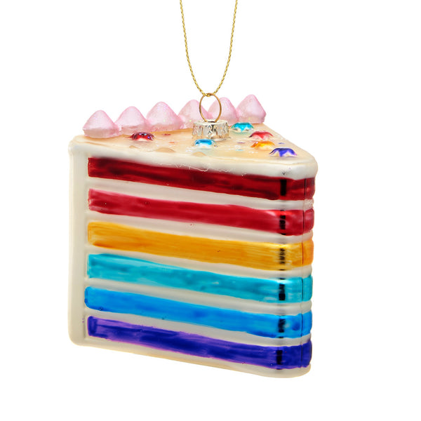 Rainbow Cake Decoration