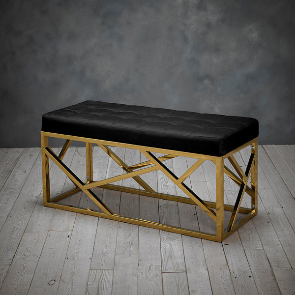Juniper Bench Black
