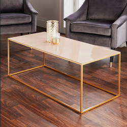Gold Pearl Coffee Table