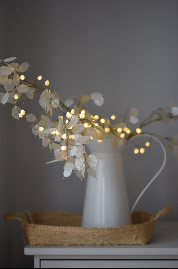 Glow Pearl String Lights