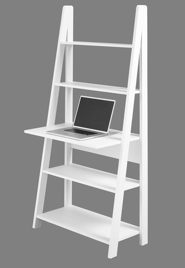 White Ladder Desk