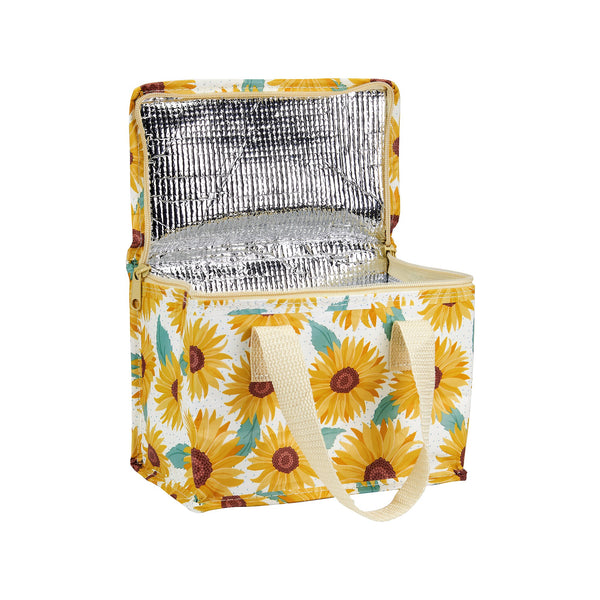 Sunflower Insulated Lunch Bag