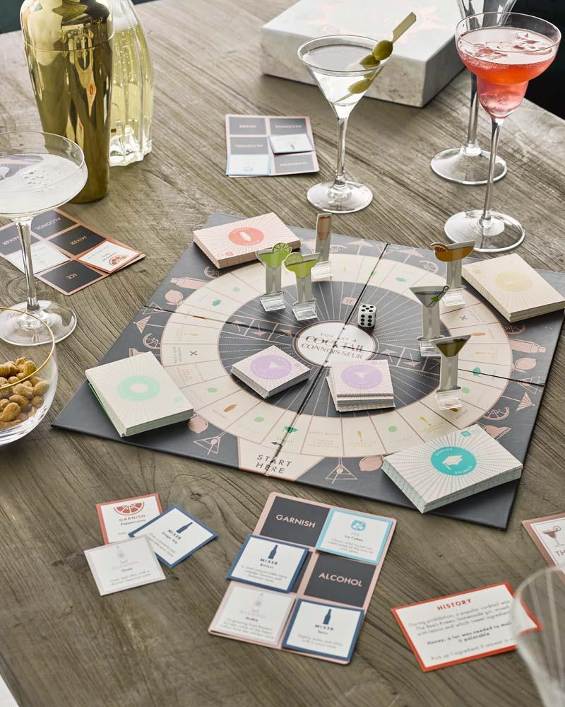 Cocktail Board Game