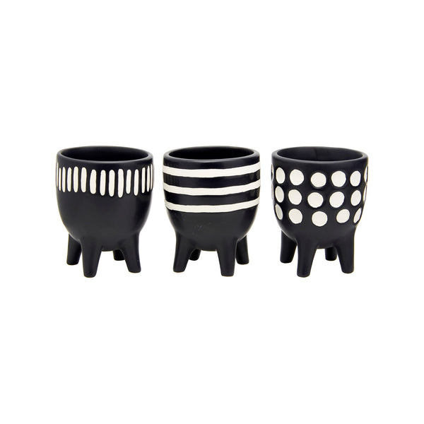 Set of 3 Pikka Planter