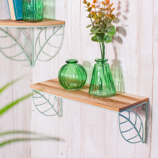 Foliage Wall Shelf