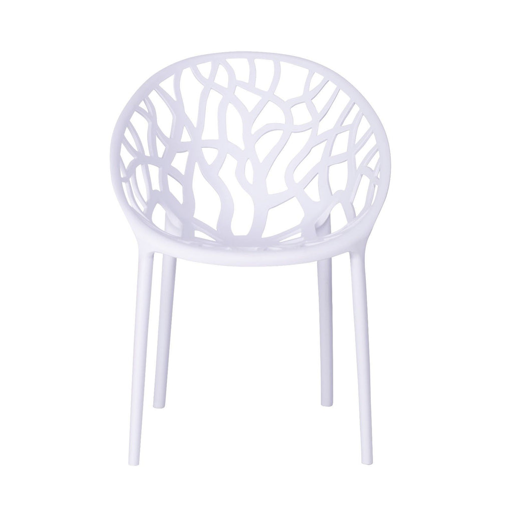 Branch Chair White