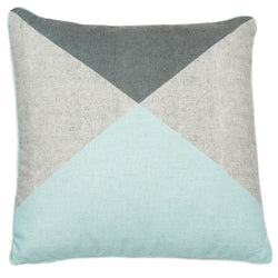 Blue Ash Cushion Filled