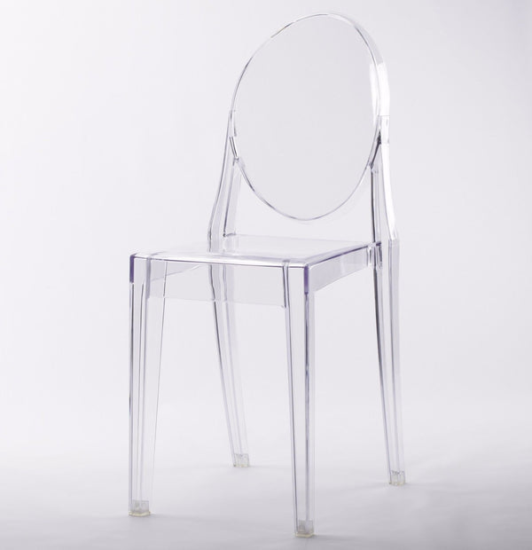 Ghost Style Chair