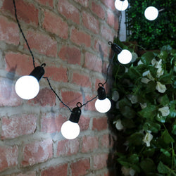 Festoon String Lights White