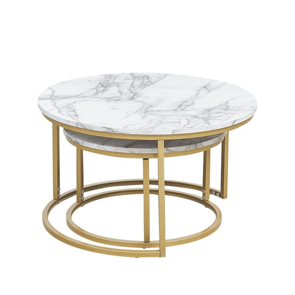 Marbleology Nest Coffee Tables