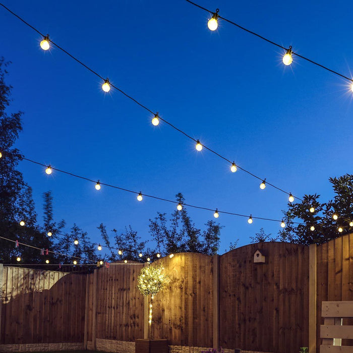 8M Indoor/Outdoor Festoon String Lights