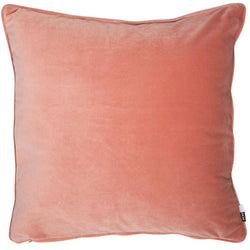 Rose Water Velvet Cushion Filled