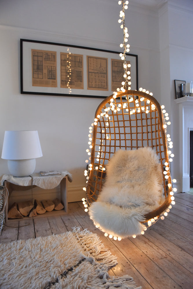 Pom Pom String Lights