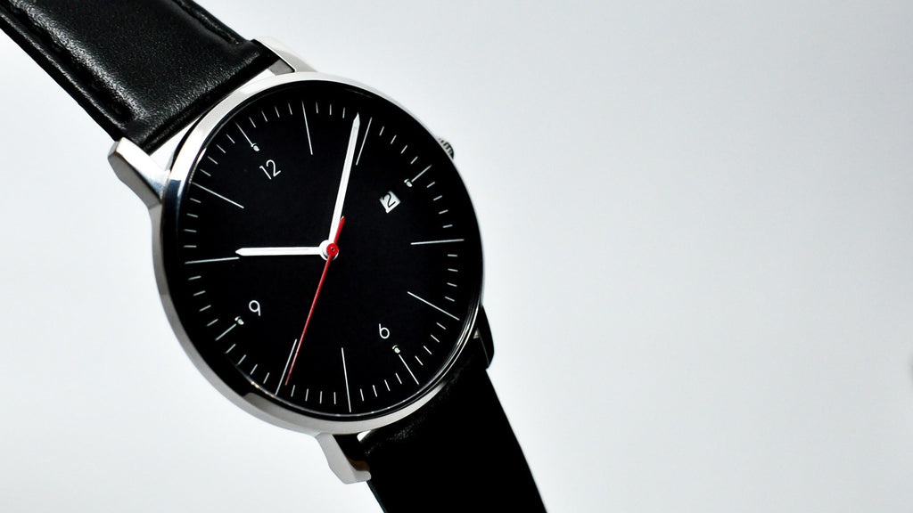 BAU 1296 Bauhaus Minimalist Watch BAuwatches