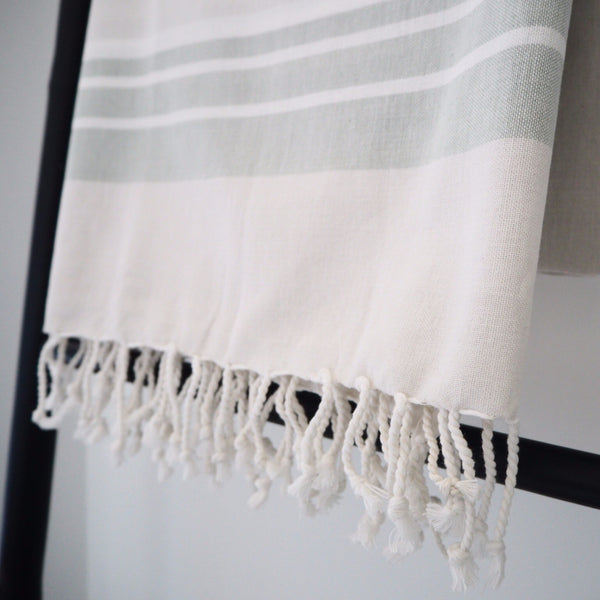 STRIPED HAMMAN TOWEL