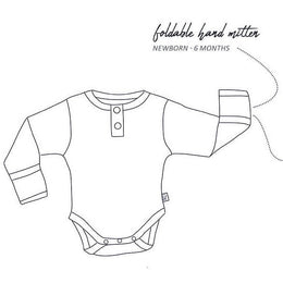 Snuggle Hunny Kids - Biscuit - Bodysuit