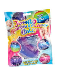 Jumbo Rainbow Balloon Ball - Age 3+