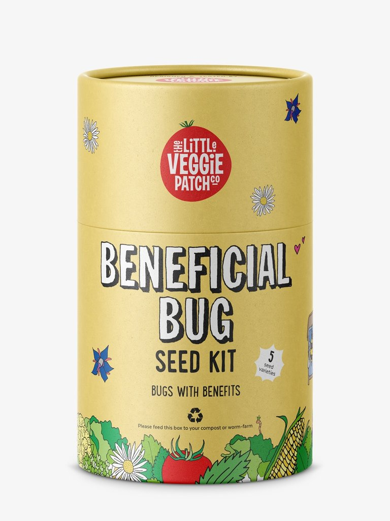 The Little Veggie Patch Co - Beneficial Bugs Seed Kit - Spotty Dot