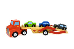 Tooky Toy Car Carrier Wooden Toy