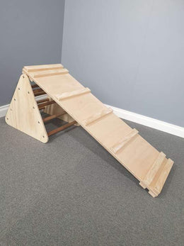 The Wooden Toy Co - Climbing Ramp