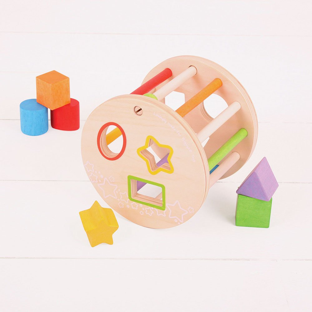 First Rolling Shape Sorter - Age 1+