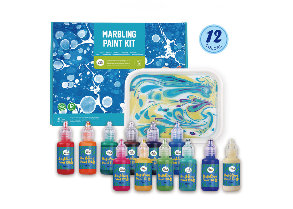 Marbling Paint Kit - Spotty Dot