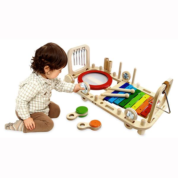 I'm Toy - Melody Mix Bench - Age 1+