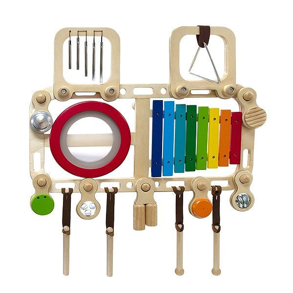Melody Mix Wall Bench Age 12 months +