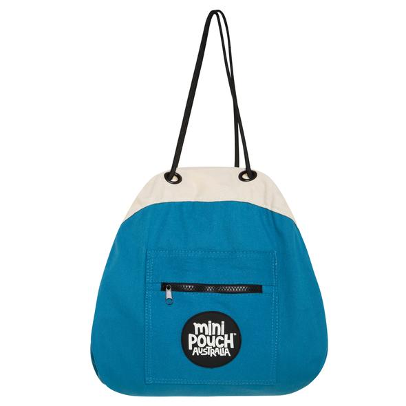 Play Pouch - Ocean Blue - Mini