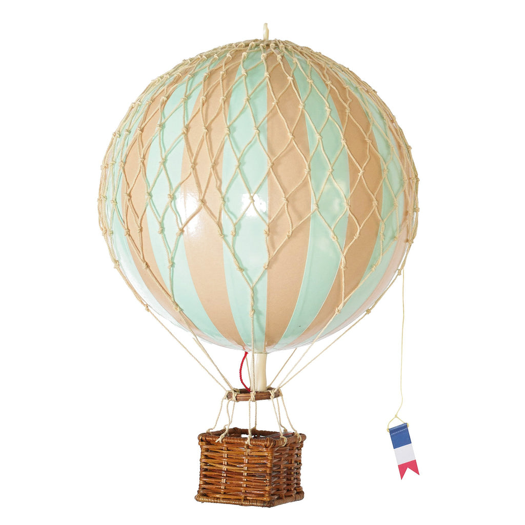 Mint - Hot Air Balloon - Small, Medium, Large
