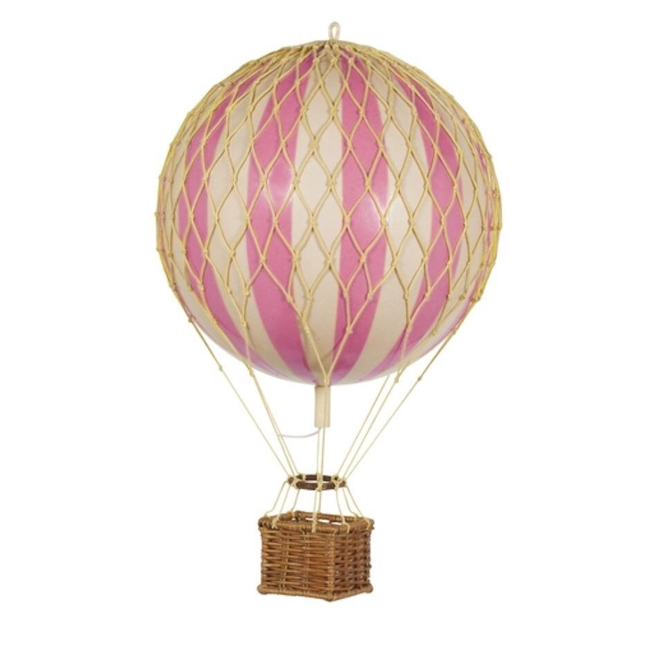 Pink - Hot Air Balloon - Small, Medium, Large