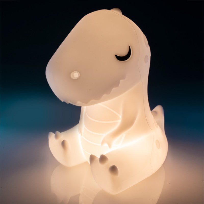 Lil Dreamers - T-Rex Soft Touch Sensitive Silicone LED Light