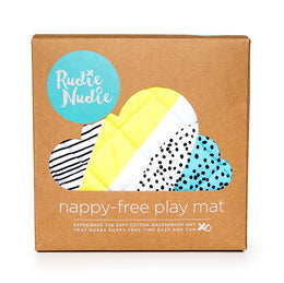 Rudie Nudie - Waterproof Playmat - The Happy Now