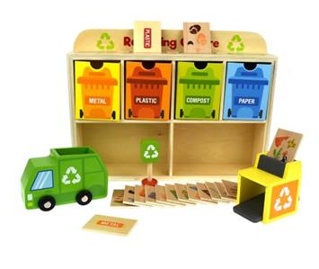 Tooky Toy - Recycling Centre- Age 3+