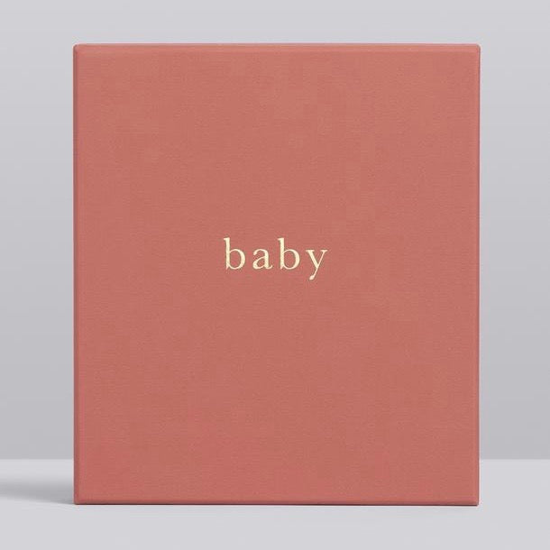 Write To Me - Baby - Your First Five Years - Blush