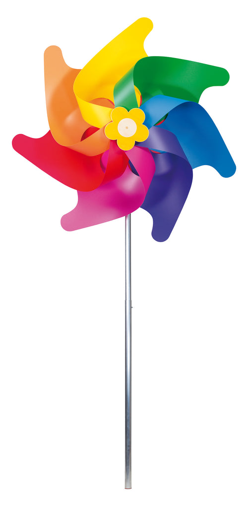 Huge Zeus Windmill Pinwheel by Whirly www.whirly.com.au