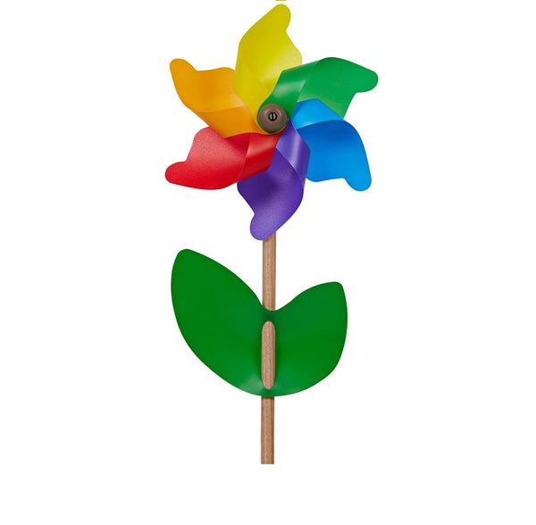 Cino- UV stabilised outdoor Garden Windmill / Pinwheel