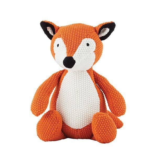 Fox Wild One Knitted