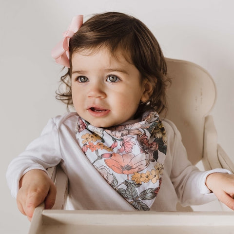 Dribble Bib - Australiana | Little Bambino Bear