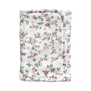 Burp Cloth - Vintage Roses