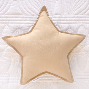 Fawn Star Cushion | Little Bambino Bear
