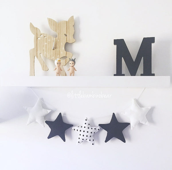 Star Garland - Made to Order
