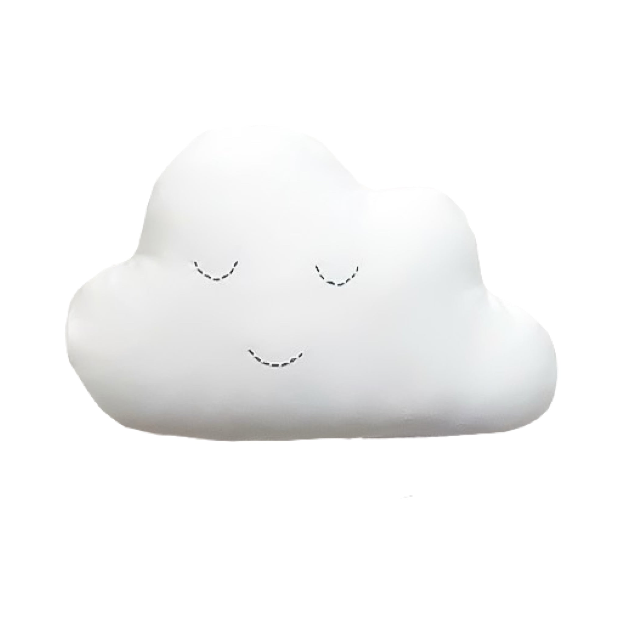 Mini White Cloud Cushion | Little Bambino Bear