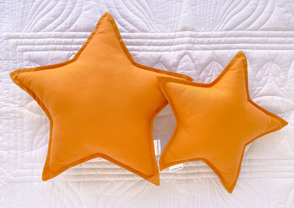 Honey Star Cushions | Little Bambino Bear