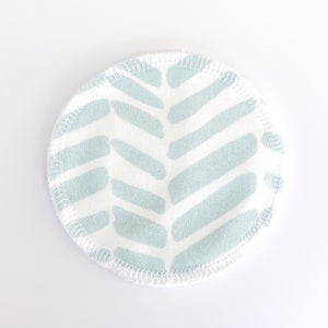 Nursing Pads - Spearmint Arrow - Little Bambino Bear