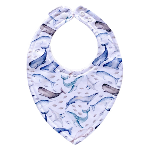 Under the Sea Bib - Little Bambino Bear