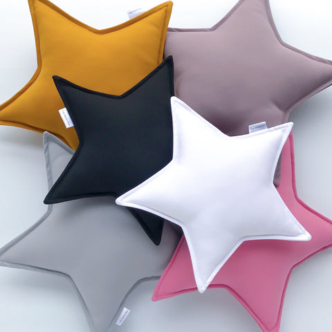 Deluxe Star Cushion - All colours - Made to order