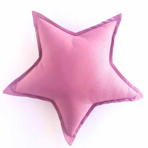 Berry Star Cushion