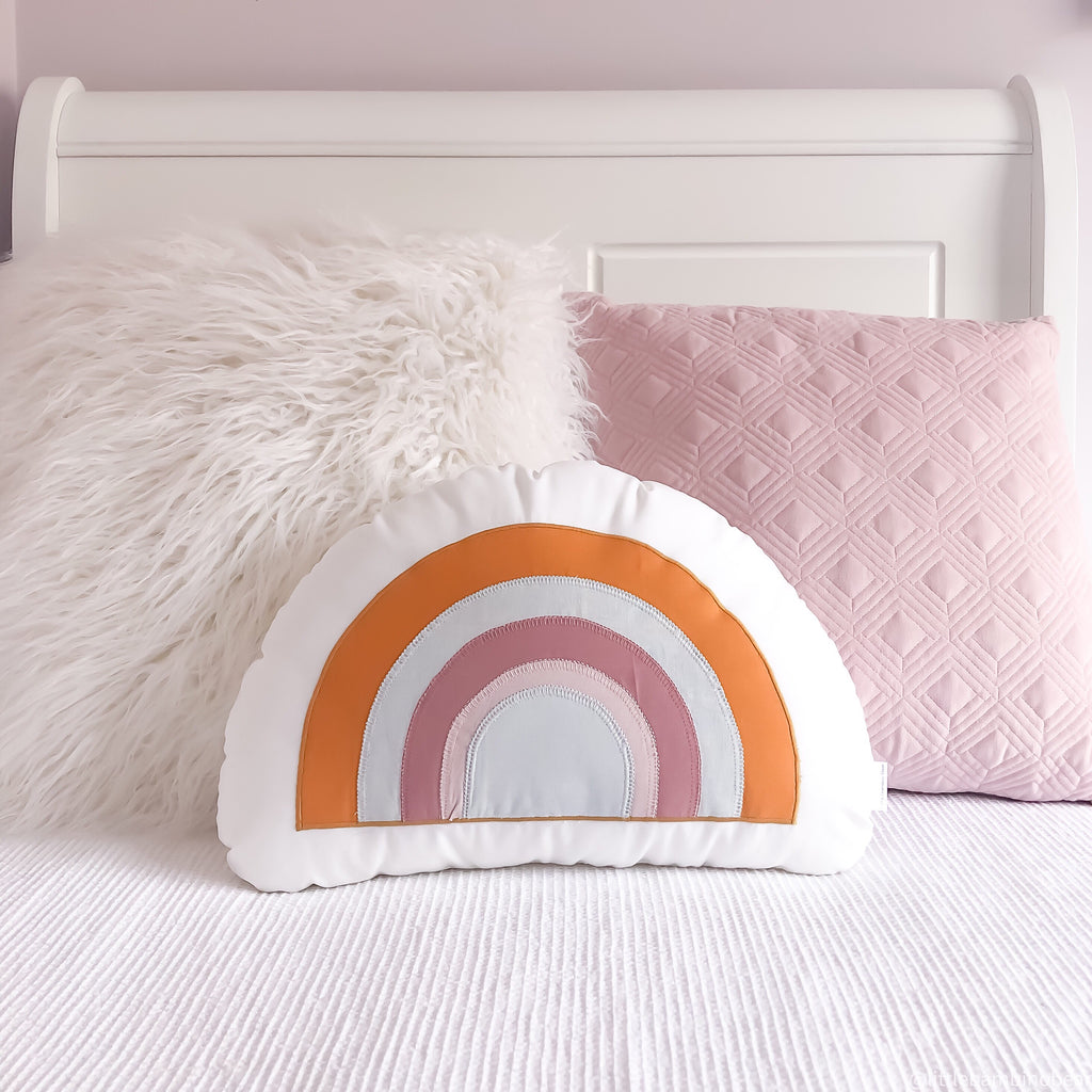 Rainbow Cushion 4